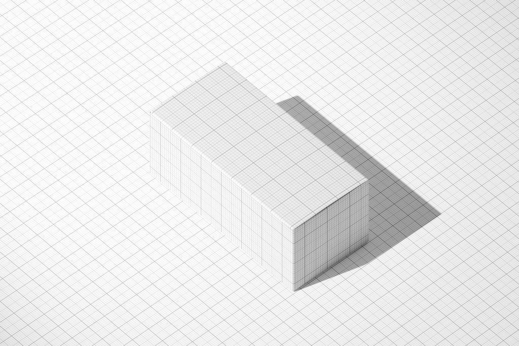 纸盒锁底盒PSD包装样机贴图Snap Lock Bottom Box Mockup E